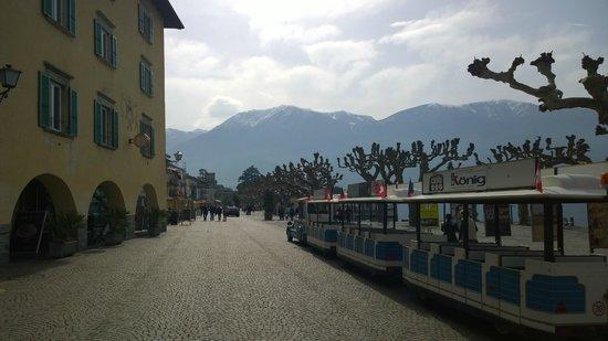 Hotel La Perla : Ascona