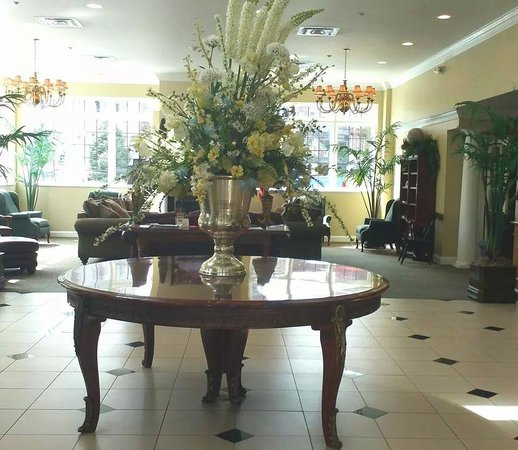 Best Western Plus Franklin Square Inn Troy/Albany: lobby