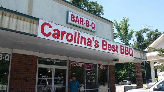 The Bar-B-Q Grill