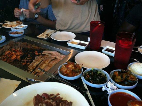 Korean Restaurant Fresno
