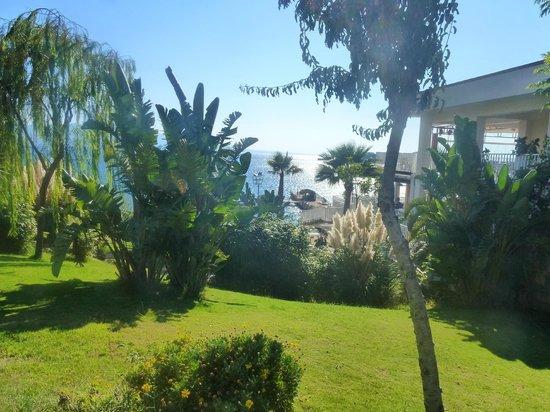 Kefaluka Resort : beautiful gardens