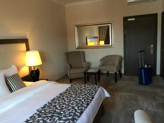 Metropolitan Boutique Hotel: Room 402