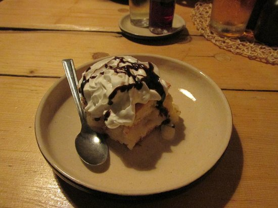 Chata : apple cake