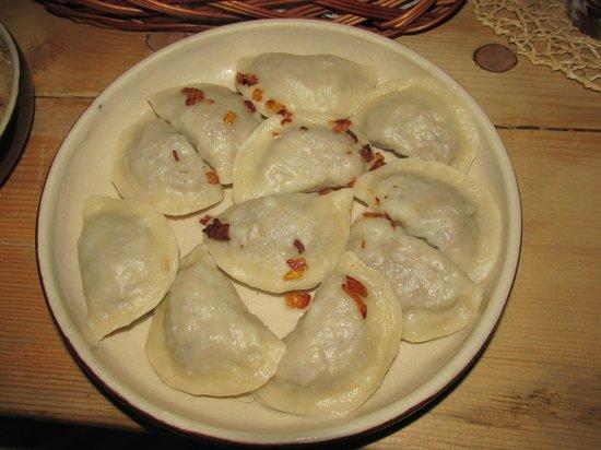 Chata : dumplings