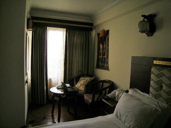 Little Tibet Resort : Room