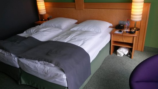 Hotel Berlin, Berlin: Standard Doppelzimmer