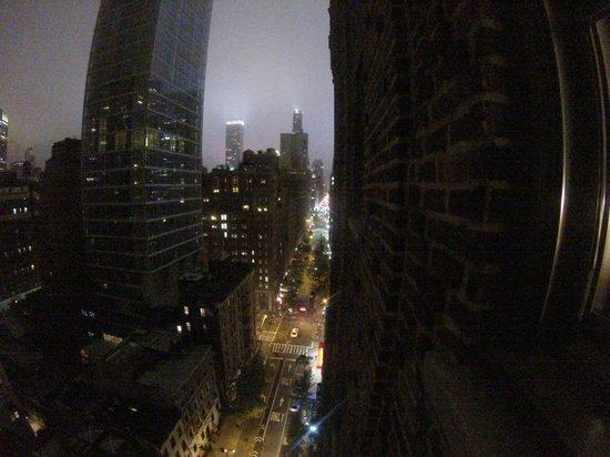 Pod 39 Hotel: Utsikt från 14 våningen