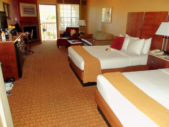 Sedona Real Inn and Suites: our room