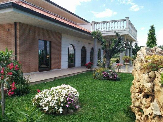 Villa Reale Resort : Ingresso