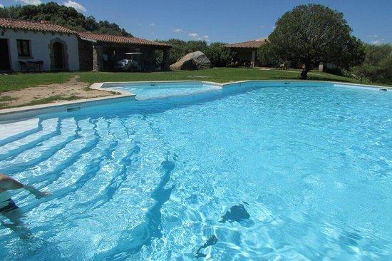 Tenuta Pilastru: piscina