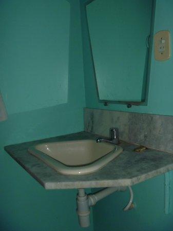 Pousada Pérola do Mar : Banheiro