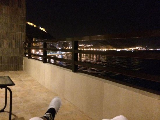 Hotel Spa Porta Maris & Suites del Mar: Amazing view