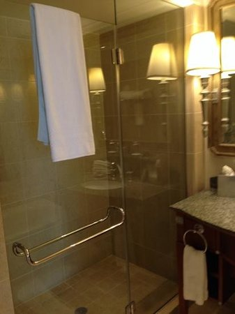 The Ritz-Carlton, Philadelphia : el baño