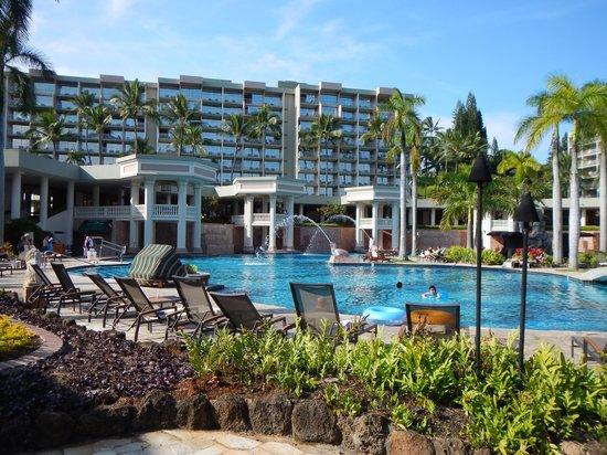 Kaua'i Marriott Resort: Resort & Pool