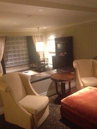 The Palazzo Resort Hotel Casino: Lounge