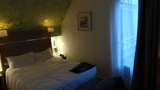 Beaujoire Hotel : Chambre