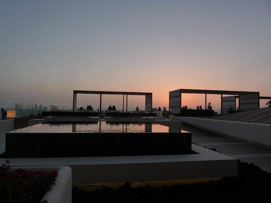 H10 Gran Tinerfe: Sunset Chill-Out Bar: avec lits balinais