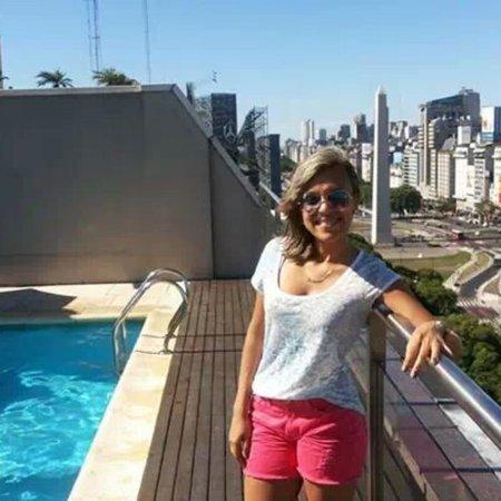 NH Buenos Aires 9 de Julio: Vista do hotel.