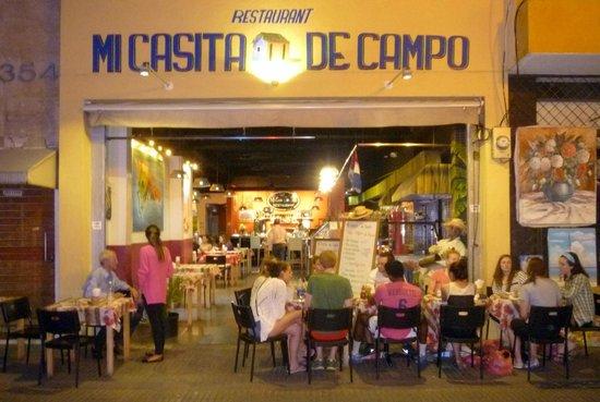 Mi casita de campo santo domingo restaurant reviews - Casitas de campo ...