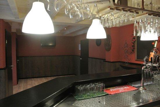 Hotel Grossbach : Hotelbar