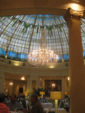 The Westin Palace Madrid : Restaurant for Breakfast and Tea