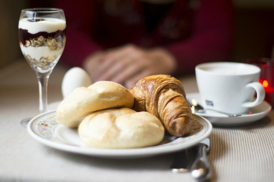 Hotel Grossbach : Frühstück