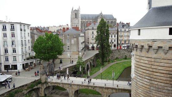 Chateau des Ducs de Bretagne: Vue