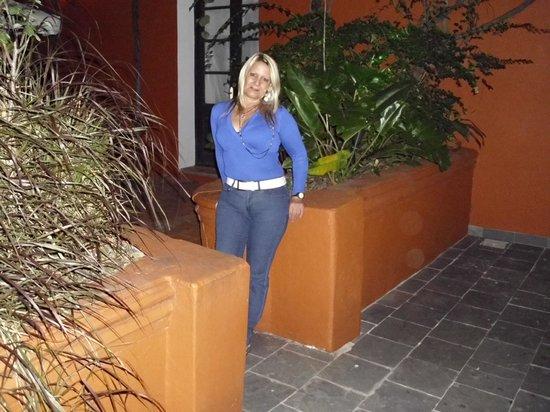 Hotel Beltran: patio