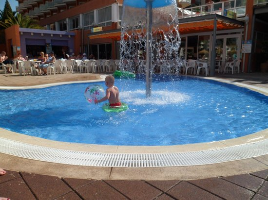 MedPlaya Hotel Regente : swimming pool 2012