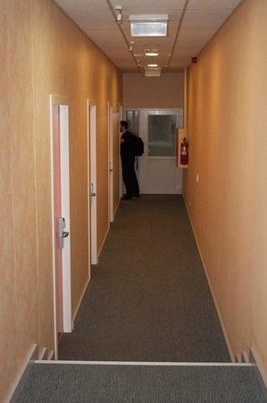 easyHotel Budapest Oktogon: Corridor