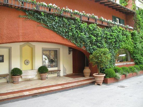 Hotel Il Pellicano: Reception