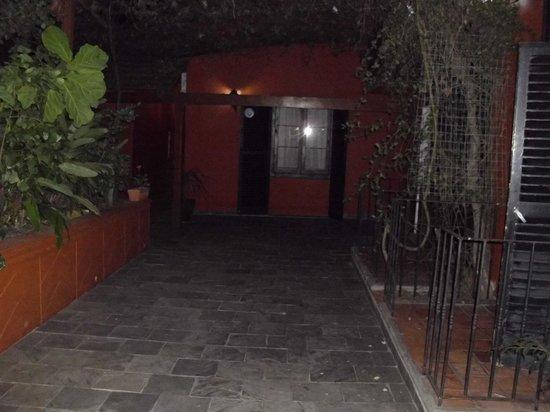 Hotel Beltran: vista patio