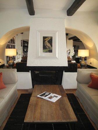Hotel Il Pellicano: Reception/Lobby