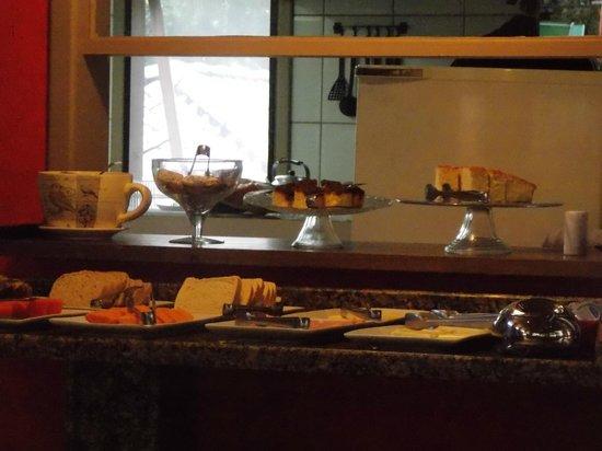 Vila Taquaras: Café da manhã do ila Taquaras