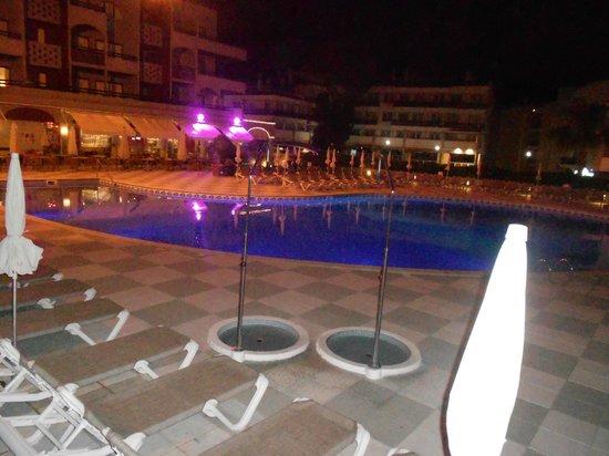 Muthu Oura Praia Hotel: Tranquill scene