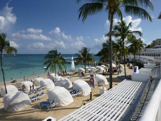 Beaches Ocho Rios Resort & Golf Club: View from suite