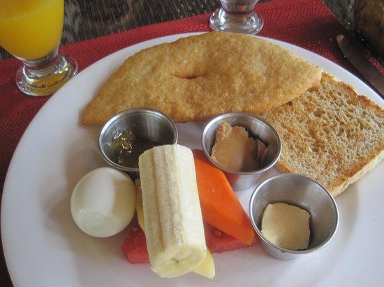 Matachica Resort & Spa : Breakfast