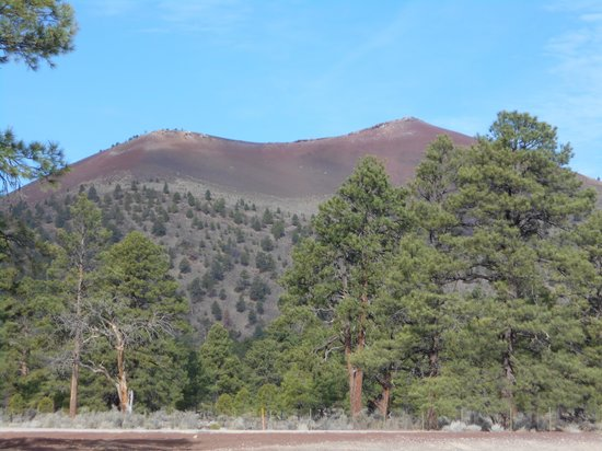 Sunset Crater Volcano National Monument : Sunset Crater