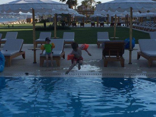 Mitsis Alila Resort & Spa : Enjoy