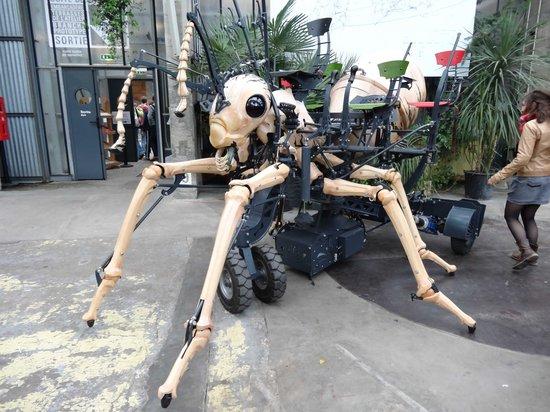 Les Machines de L'ile : Machine