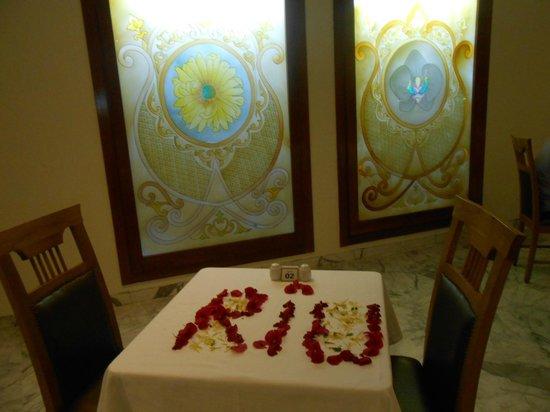 Hotel Riu Marillia: stołówka