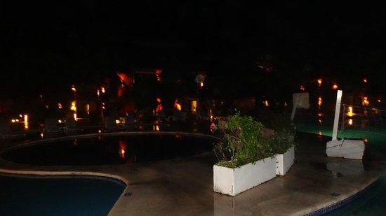 Iberostar Cozumel : A la salida del lobby del hotel