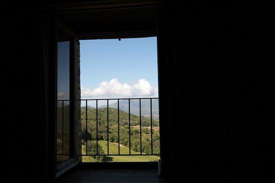 Bed & Breakfast Casa La Valle: Dalla finestra
