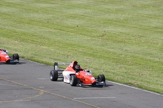 Silverstone Single Seater Experience: A fantastic day at silverstone