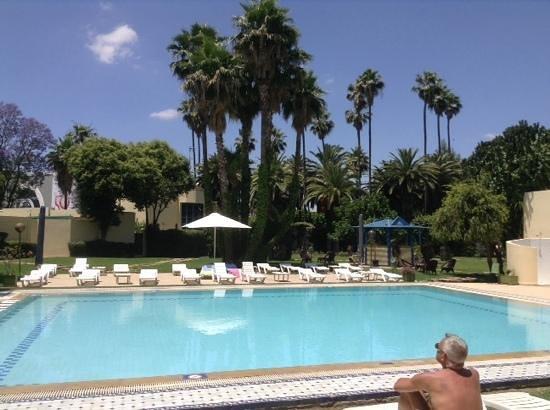 Hotel Ibis Fes: Ibis Fès,Hotelgarten