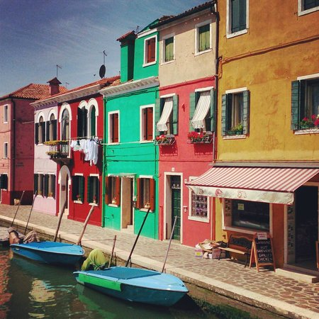 Hotel Palazzo Barbarigo Sul Canal Grande: Burano, the island you MUST visit!