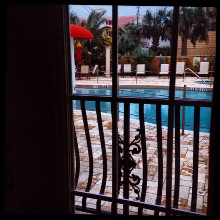 Ascend Collection Castillo Real: View from poolside room