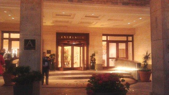 Mercure Catania Excelsior : ingresso