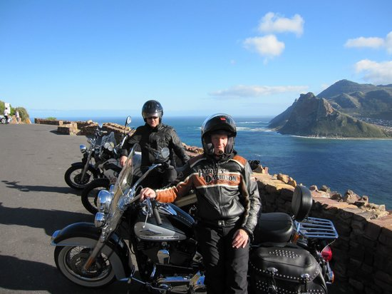 Cape Bike Travel and Motorbike Rental and Tours: Just amazing views