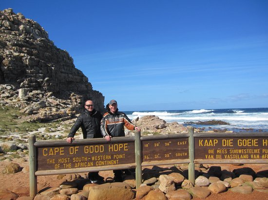 Cape Bike Travel and Motorbike Rental and Tours: Hello from the Cape